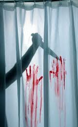 Are You Ever In The Bathroom And Just Feel Need To Whip Back Shower Curtain Make Sure That There Is Not A Serial Killer Behind Wearing