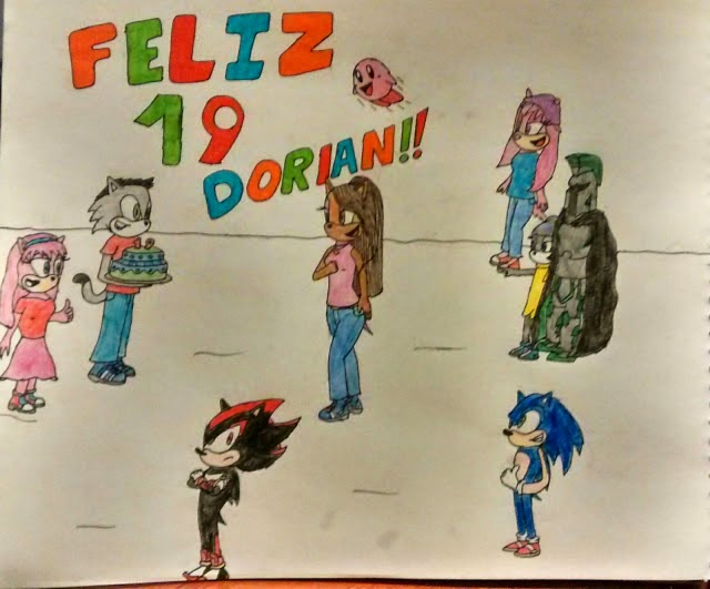 Gracias Camilo!! X3