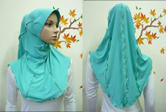 Tudung Zaheera Diamond
