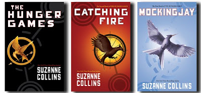 hunger games books trilogy
