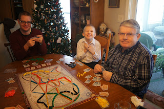 Best Family Game - Ticket to Ride (ages 4-100)
