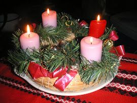 Szeretetben gazdag, örömteli Ádventi Ünnepeket kívánok!