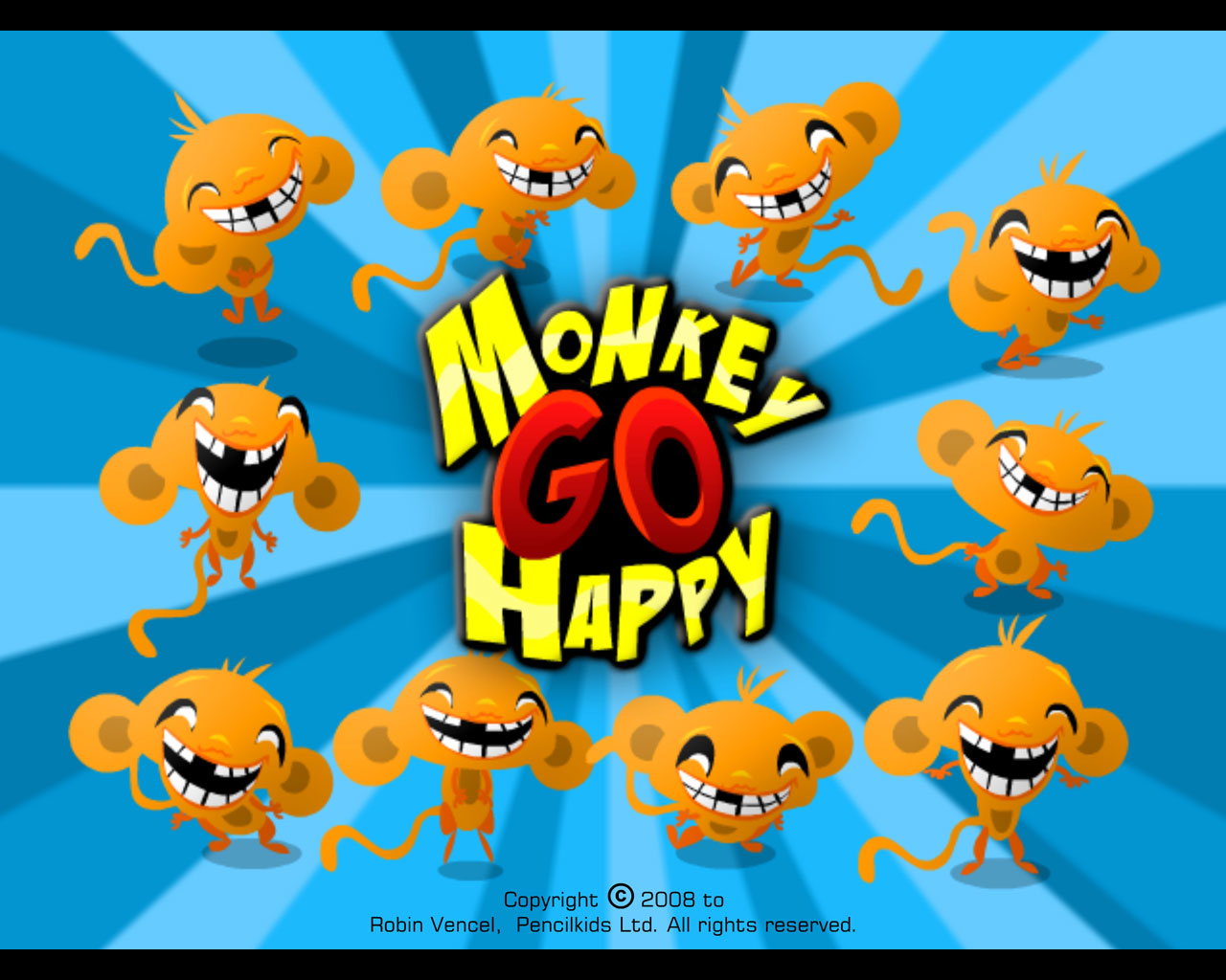 go happy monkey