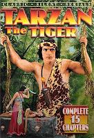 TARZAN, O TIGRE - 1929