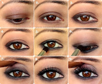Eye Make Up for Evening Parties - Beauty Tips for Indian Women