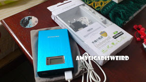Powerbank from TFI