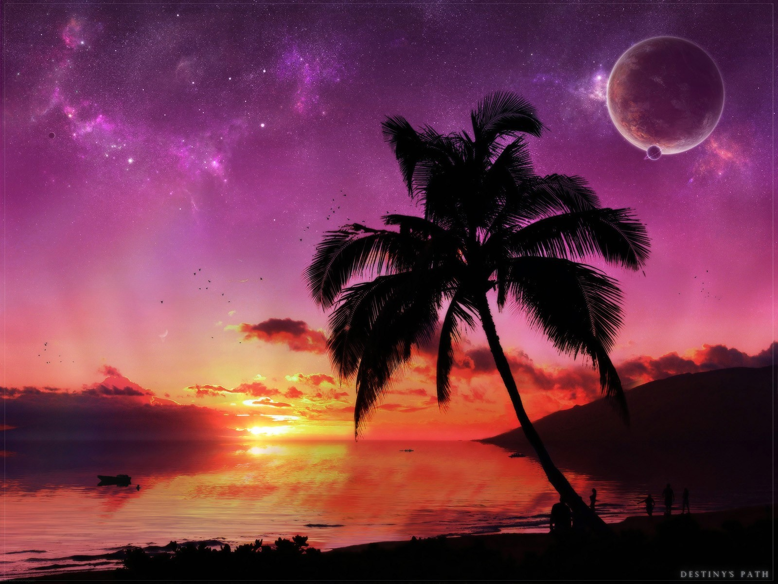 Beautiful And Amazing Sunset Wallpapers In HD - Wallpapers ...