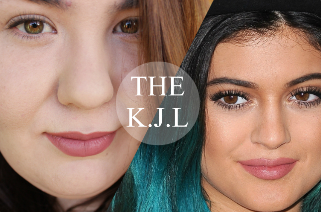 Kylie Jenner Lips On A Budget With NYX Cosmetics