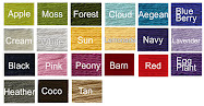 Click to view Yarn Colors