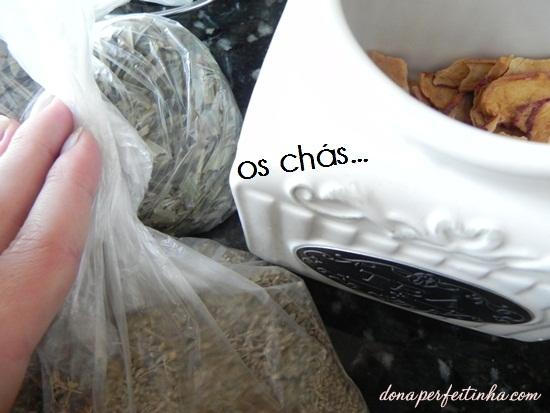 Como preparar chá