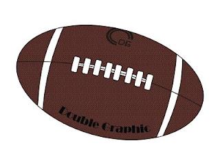 Bola de futebol americano (desenho)