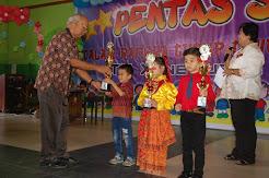 Pentas Seni dan Tutup Tahun Pelajaran 2015-2016 KB/TK Xaverius 2 Jambi Berlangsung Meriah