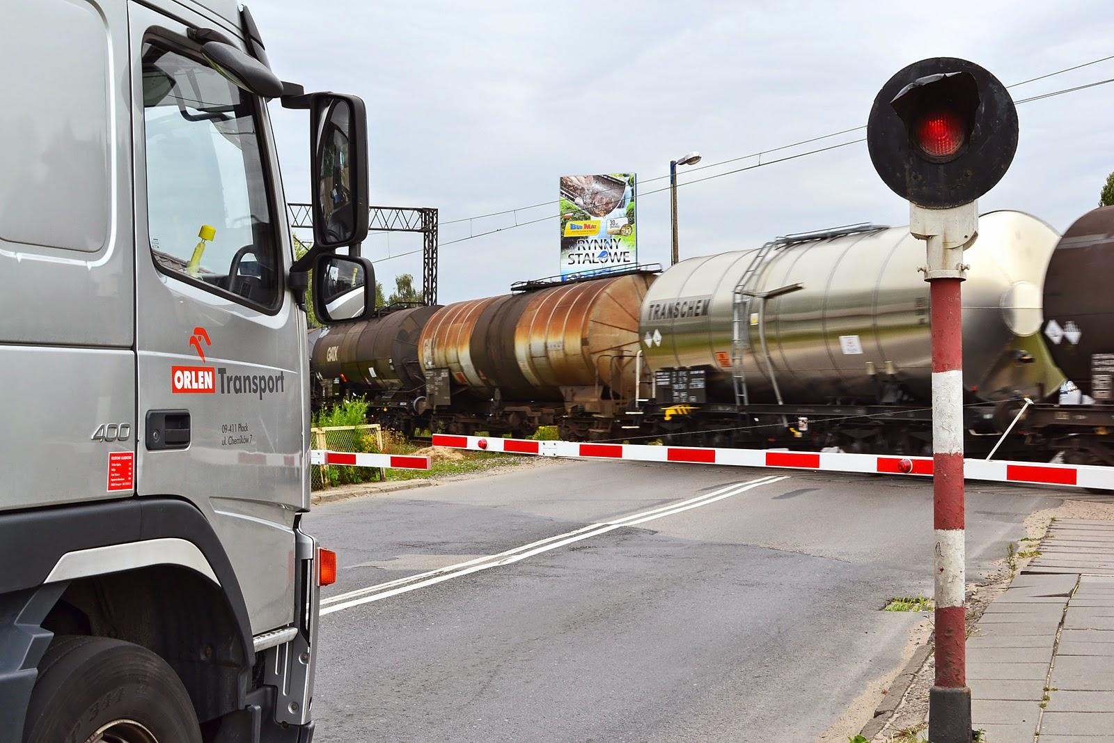 Dokumentacja fotograficzna i filmowa infrastruktury transportowej w Płocku i jego rejonie