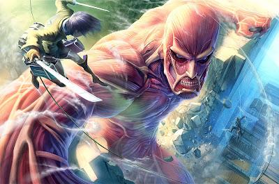 Shingeki no Kyojin - 進撃の巨人