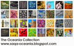 The Oceania Collection Blog Hop
