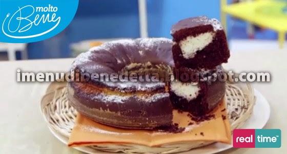 Torta Ciocco Cocco di Benedetta Parodi