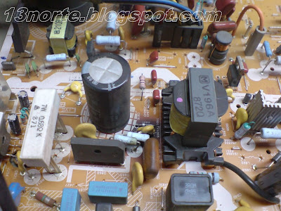 Fuente Panasonic CT-F2125G