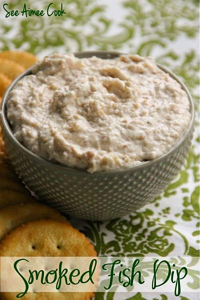 See aimee cook smoked fish dip for Smoked fish dip recipe