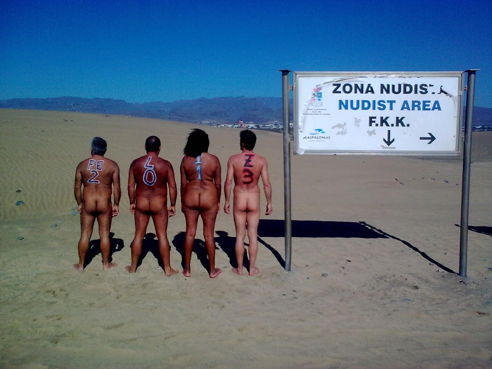 ahora Inglés desnudo en Las Palmas de Gran Canaria
