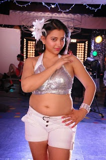 Actress Sweta Basu Prasad Latest  Picture Gallery in Shorts 0007.jpg