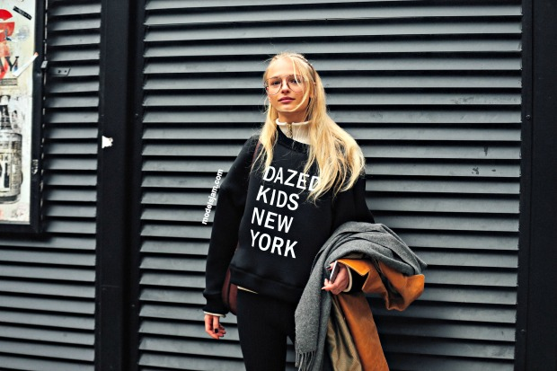 Frederille Sofie, New York, February 2016