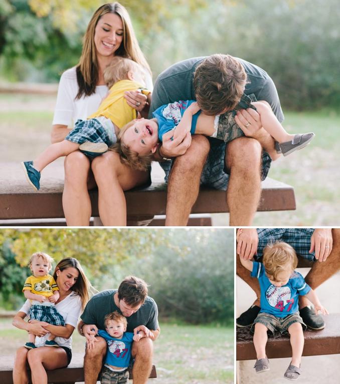 The adorable Adams Family photos by STUDIO 1208