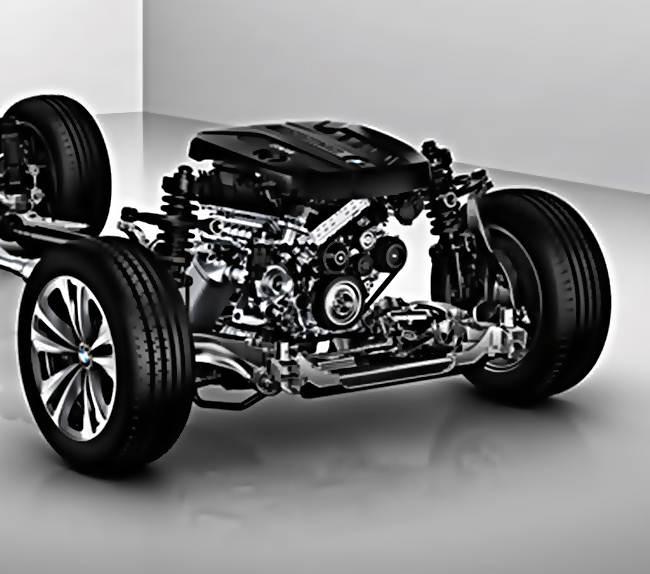 2017 BMW 5 Series Gran Turismo Specification