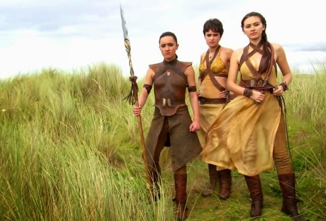 As%2BSerpentes%2Bda%2BAreia%2BGame%2Bf%2BThrones Game of Thrones Season Five Spoiler Free Preview