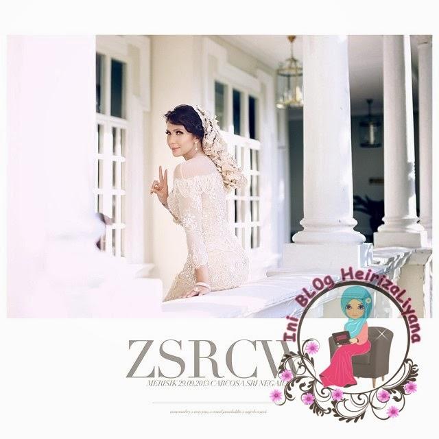 Majlis Merisik Rozita Che Wan dan Zain Saidin,majlis perkahwinan rozita che wan & zain saidin,gambar majlis merisik rozita che wan