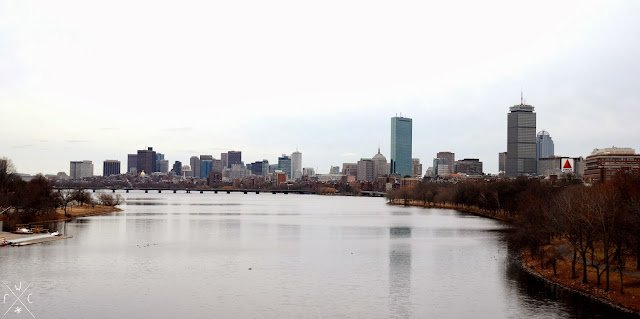 Charles River / Boston Skyline