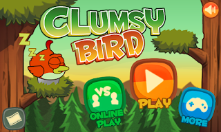 Free Download Game Clumsy Bird .APK Terbaru Full Data