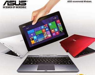 ASUS Book T100 Now with FREE Adata PV100 4200mAh Power Bank