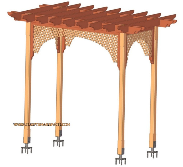 Garden arbor plans autumn weddings pics for Plans for arbors