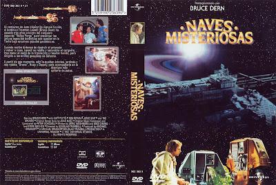 Cover, dvd, caratula: Naves misteriosas | 1972 | Silent Running