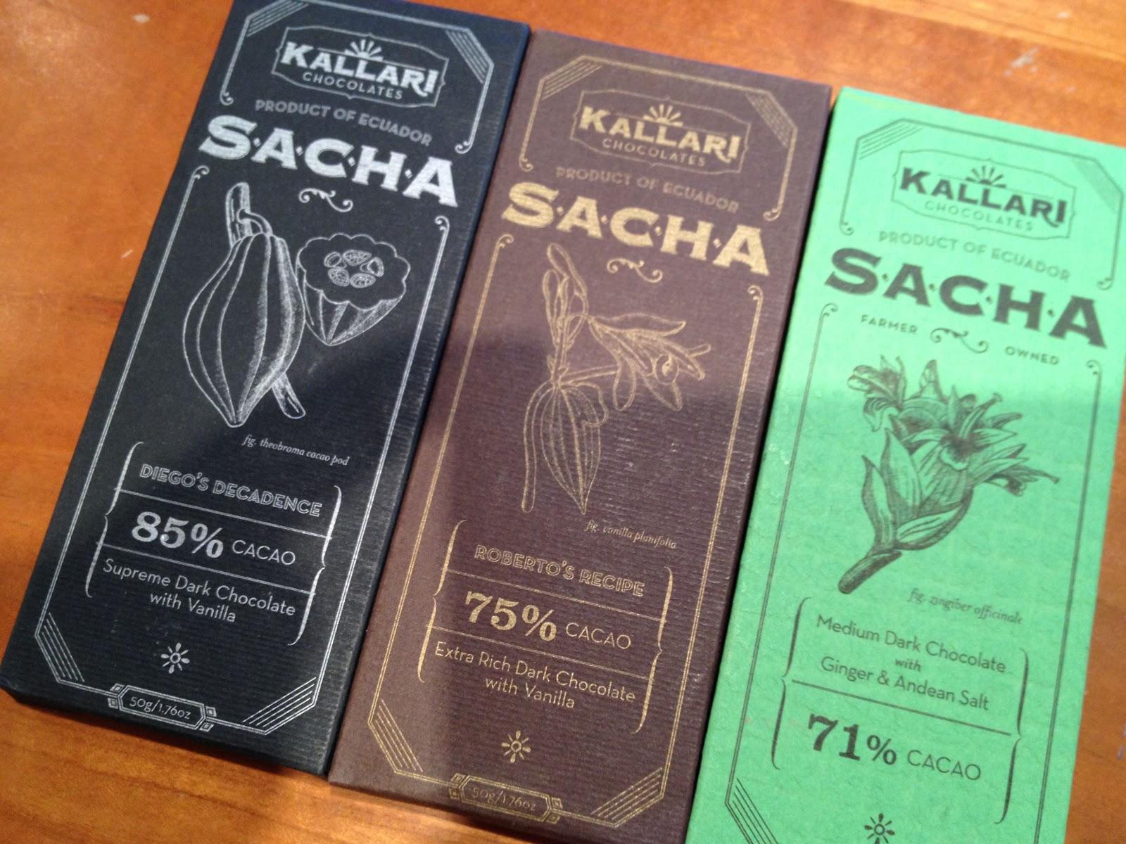 Finding Fine Chocolate: Kallari Sacha Bars and Cacao Farmer Felipe