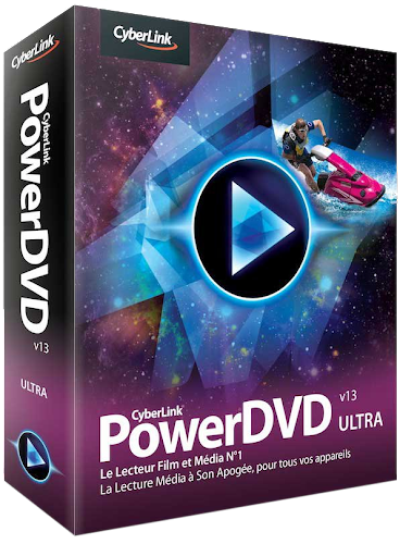 Cyberlink PowerDVD 13 Ultra 3D