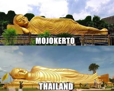 Thailand Vs Mojokerto