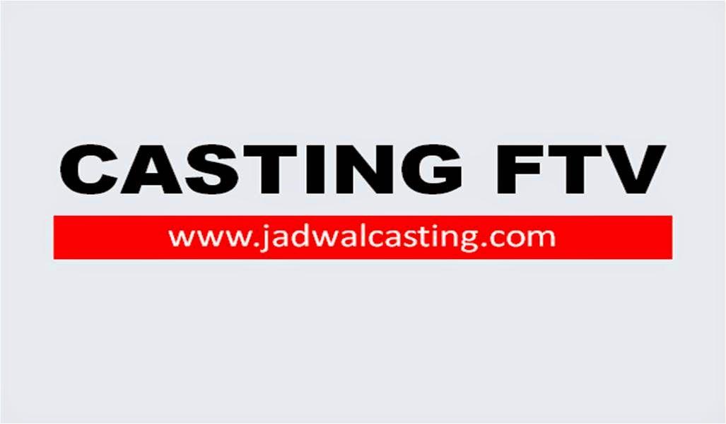 Info casting untuk Film dan FTV