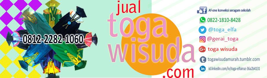 jual toga wisuda Tangerang
