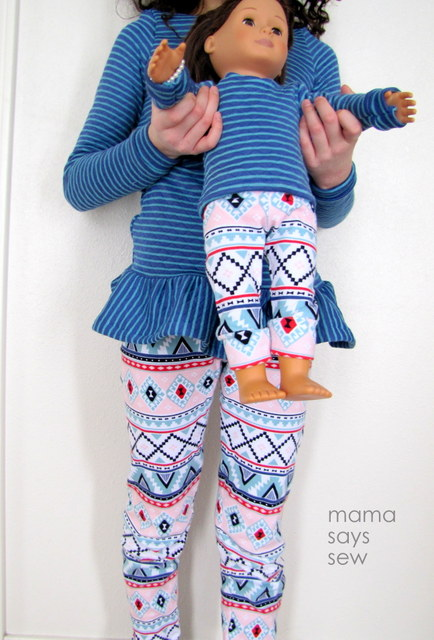 mama says sew: Sewing for 18 inch Dolls with Free Patterns