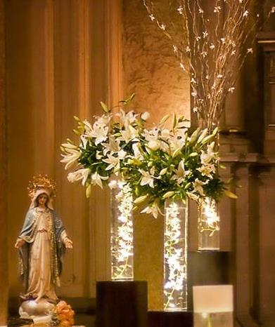 decoracion iglesia: