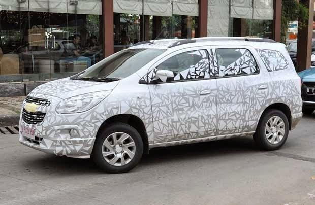 Foto Modifikasi Chevrolet Spin