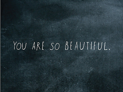 you are beautiful, shanna murray, wall decal