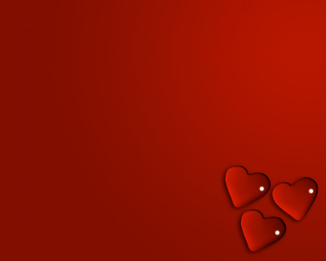 3 hearts wallpaper