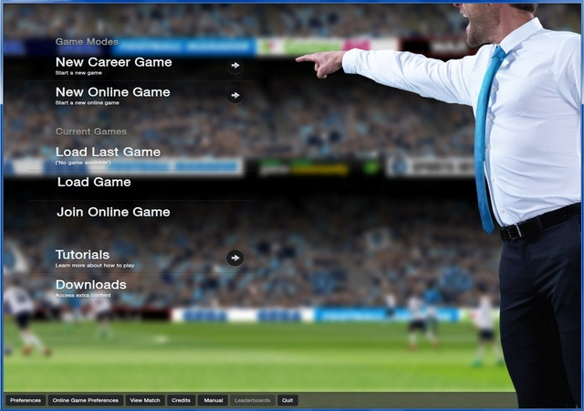 Football Manager 2014 PC Games Screenshots