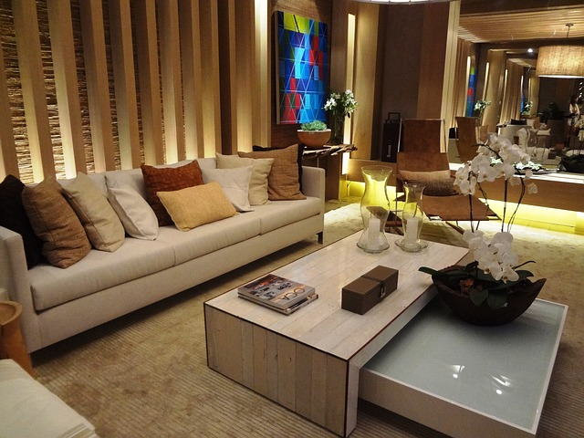 Desain Ruangan Elegan Modern