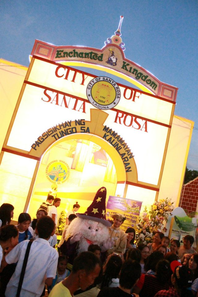 "how do the la laguna festival's Calamba, laguna's wiki: calamba (psgc: ),  the festival's tagline ""buhay ng bayani,  things to do in laguna."