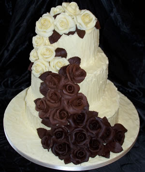 chocolate-modern-wedding-cake-pictures