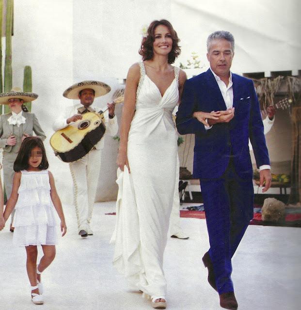 Boda de Adriana Abascal en Ibiza