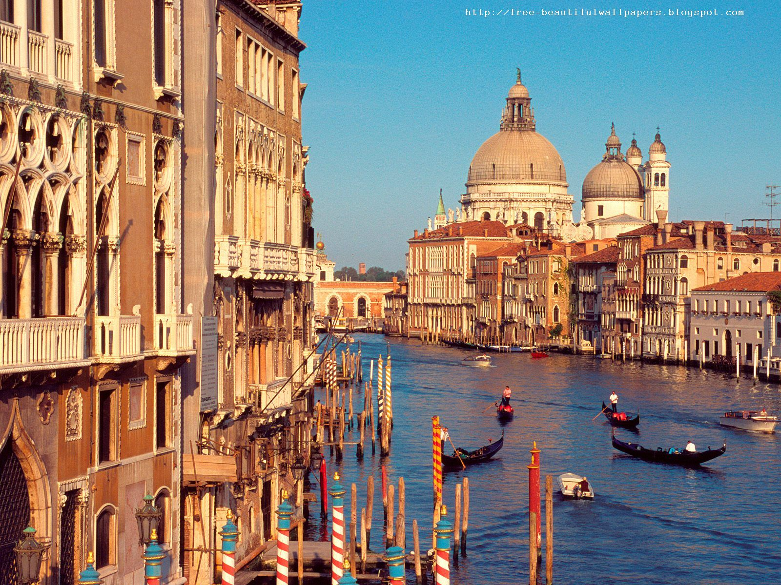 Free Beautiful Wallpapers Download: Beautiful Italy Place
